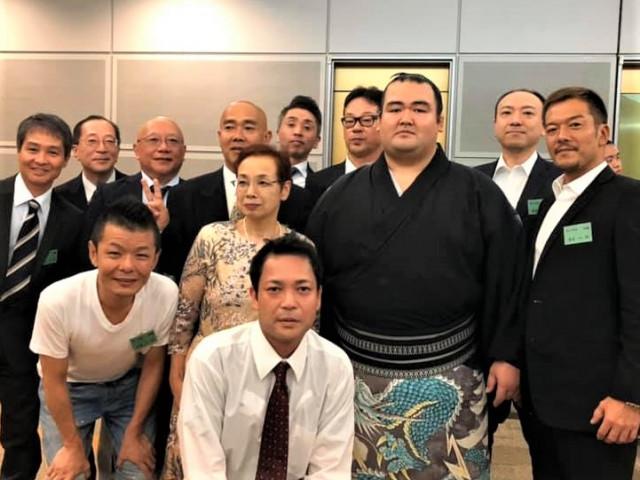 2019年9月22日 佐渡ケ嶽部屋千秋楽祝賀会