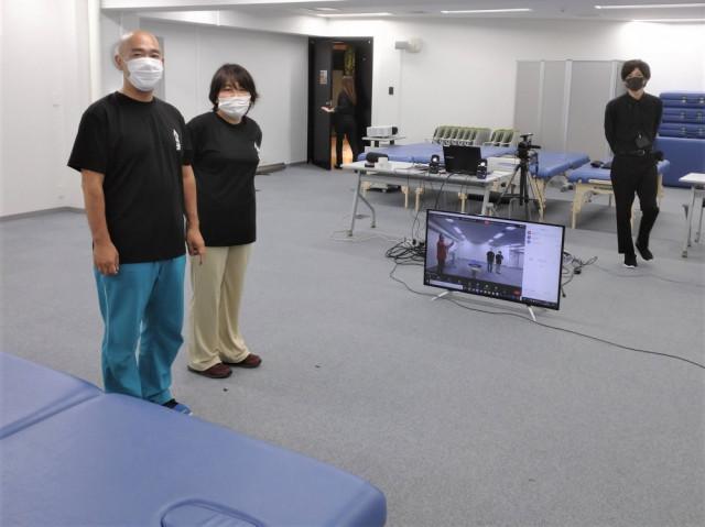 九伝流療術 ズームセミナー撮影会