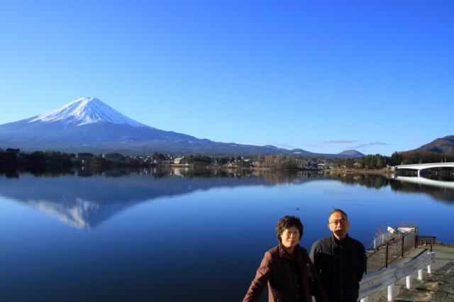 2020/01/02 毎年恒例富士山🗻家族旅行🚙