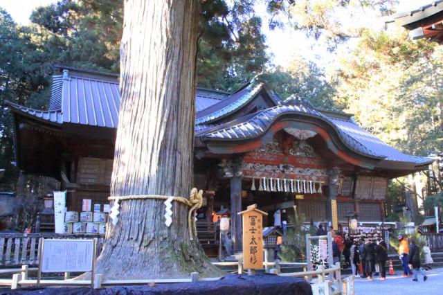 2021/01/02 毎年恒例 北口本宮富士浅間神社初詣🗻家族旅行🚙