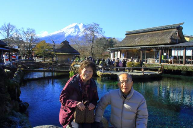 2021/01/02 毎年恒例富士山🗻家族旅行🚙