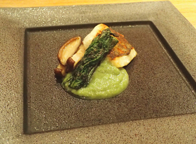 1日目・ITOH DINING by NOBUさんにて鉄板焼ディナー