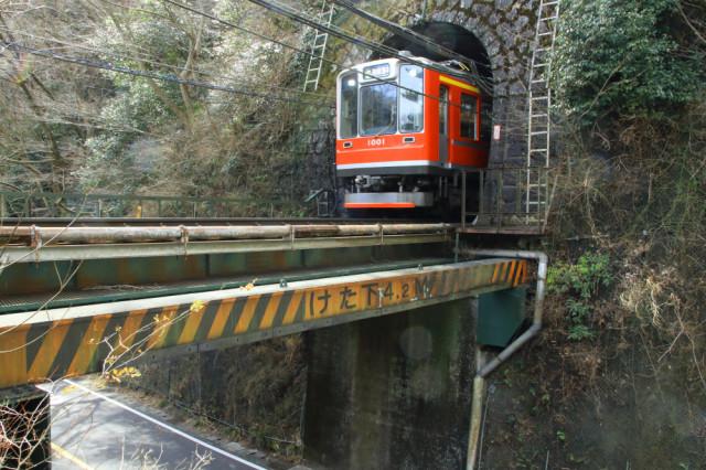 3日目・箱根駅伝コースをぶらり散歩