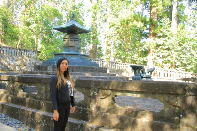 徳川家康公のお墓