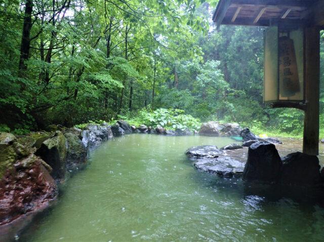 蟹場温泉♨