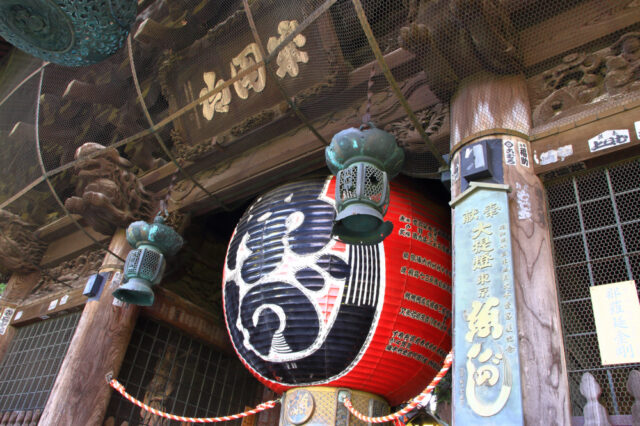 仁王門(重要文化財)
