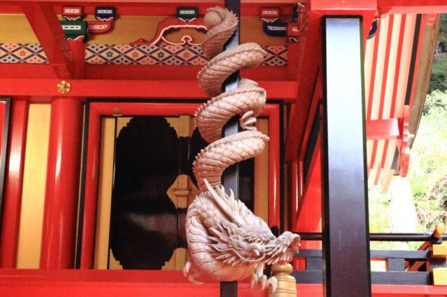 金櫻神社(降竜)